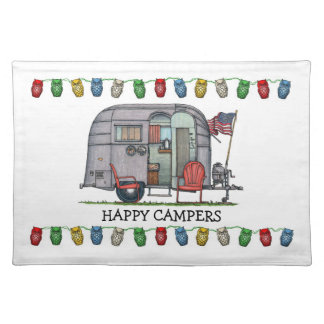Airstream Placemat