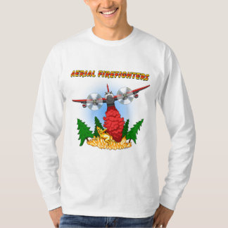 """Airtanker """"Aerial Firefighters"""" T-Shirt"""