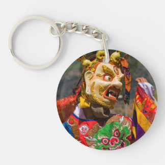 Aisan Festival Dancer Key Ring