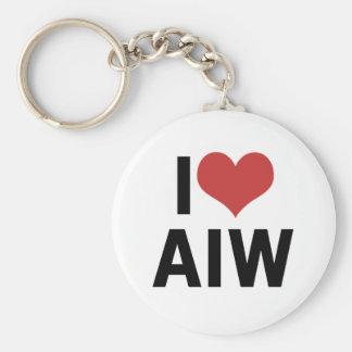 AIW Keychain