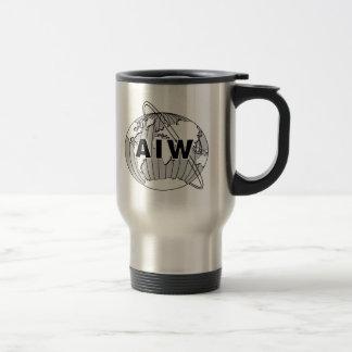 AIW Logo Travel/Commuter Mug