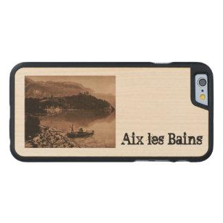 AIX-LES-BAINS - Lac de Bourget Carved® Maple iPhone 6 Slim Case