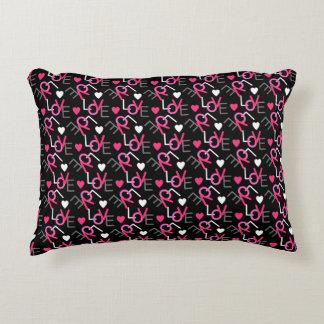 AJ Black Crazy Love Decorative Cushion