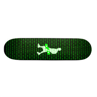 AJ Cash Binary Skateboard