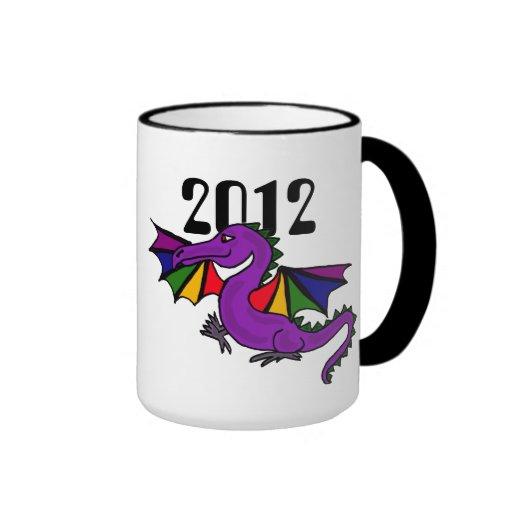 AJ- Year of the Dragon Mug