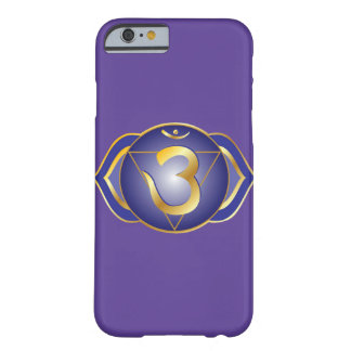 Ajna or third eye chakra iPhone 6 case
