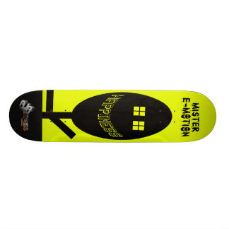 AJR Boards- Mister E Motion (Happiness) Skateboard