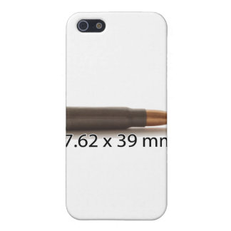 AK47 7.62 x 39mm Ammo Round Case For iPhone 5/5S