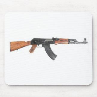 AK47 Assault rifle Mouse Pads