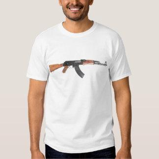 AK47 Assault rifle T-shirts