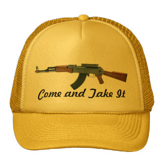 ak47, Come and Take It Cap