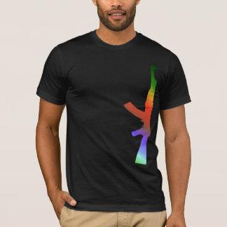 AK47 rainbow T-Shirt