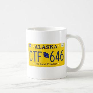 AK95 CLASSIC WHITE COFFEE MUG