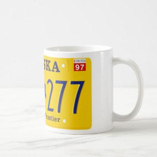 AK97 CLASSIC WHITE COFFEE MUG