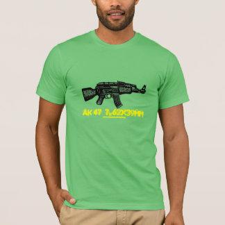 AK 47  7.62x39mm cool military t-shirt