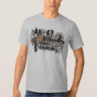 AK-47 - avtomat kalashnikova Tshirt