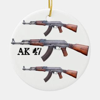 AK-47 CHRISTMAS ORNAMENT