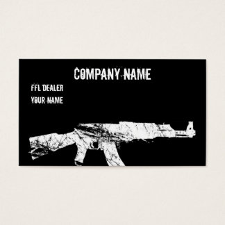 ak 47 ffl business card
