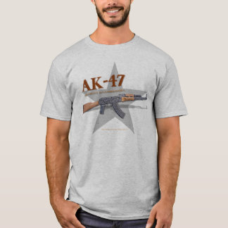 AK-47 Freedom Fighter Worldwide T-Shirt