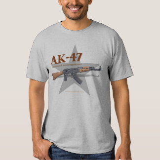 AK-47 Freedom Fighter Worldwide Tees