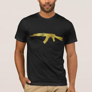 AK 47 gold T-Shirt
