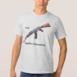 AK-47 is my health insurance Tshirt