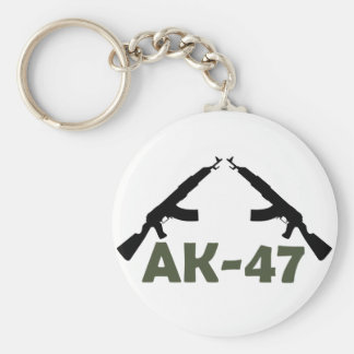 AK-47 KEYCHAIN