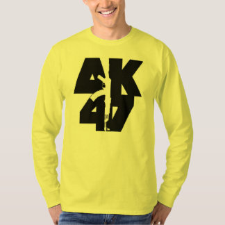AK-47 long sleve shirt