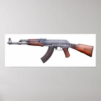 AK-47 PRINT