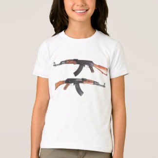 AK-47 RIFLE TEE SHIRT