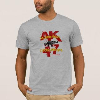 AK 47 russian military t-shirt design