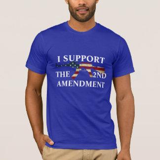 AK-47 Support 2nd 2A Amendment Gun Rights T-Shirt