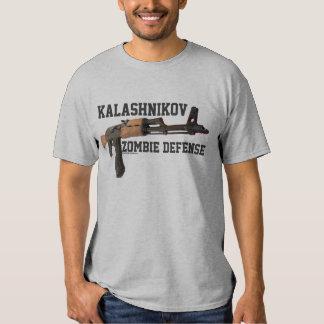 AK-47 - Zombie Defense T Shirts