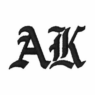 AK Custom Embroidered Polo