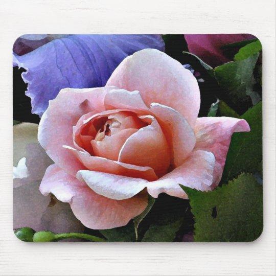 AK- Delicate Rose Mousepad