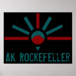 AK Rockefeller Poster