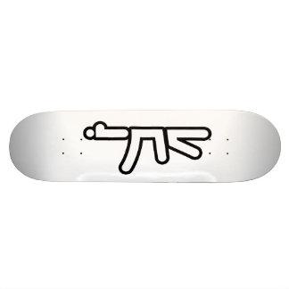 AK WB Skateboards