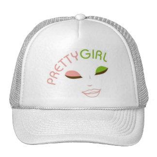 AKA Pretty Girl Trucker Hats