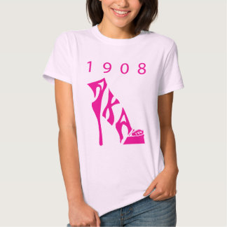 AKA Stiletto 1908 Shirts