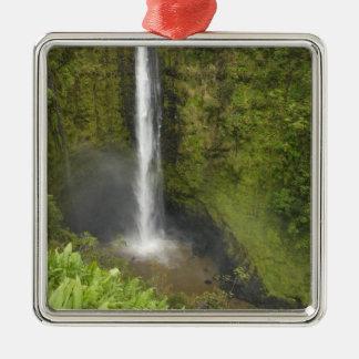 Akaka Falls, Hamakua Coast, Island of Hawaii, Christmas Ornament
