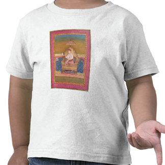 Akbar from an album of portraits tee shirt