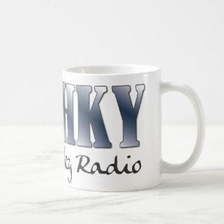 Akiachak Husky Radio Mug