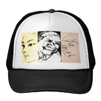 AKIRA TRUCKER HAT