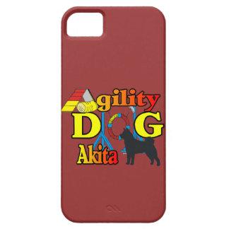 akita_agility iPhone 5 cover