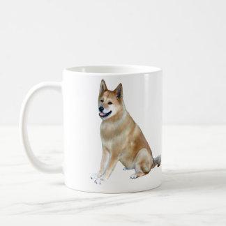 Akita (Akita Inu) (169) Coffee Mug