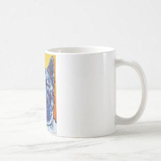 Akita Coffee Mug