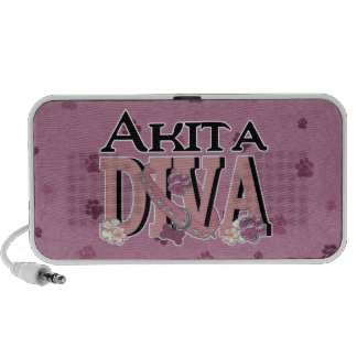 Akita DIVA iPhone Speakers