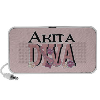 Akita DIVA Notebook Speakers