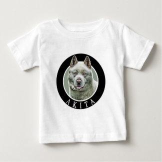 Akita Dog 002 Baby T-Shirt