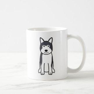 Akita Dog Breed Cartoon Mug